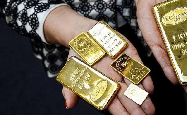 黄金期货多少钱一手