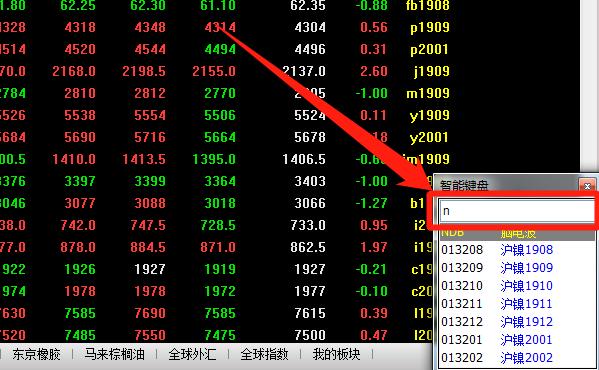 镍期货是在哪个期货交易所可以交易 镍期货代码是什么